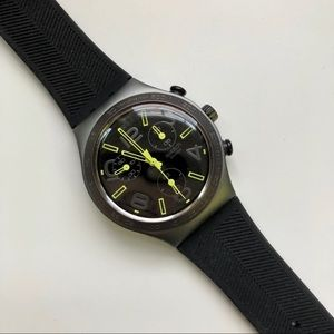 Swatch Chronograph Watch Ray of Light for Men